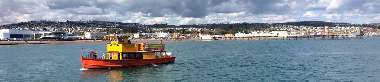 Paignton Ferry to Torquay and Brixham