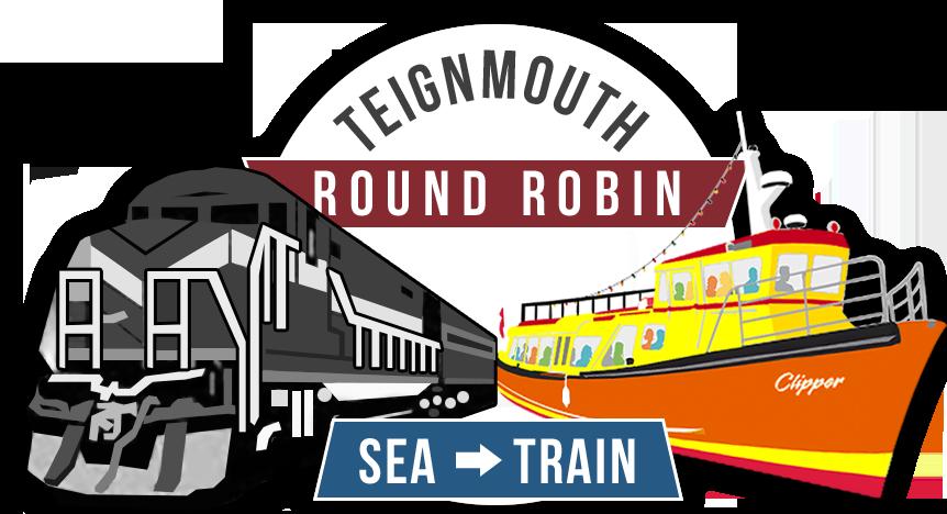 Teignmouth Round Robin - from Brixham